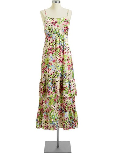 Old Navy Satin Maxi Dress