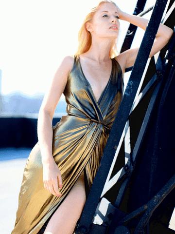 The Siren Dress