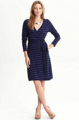 Zoey Striped Dress