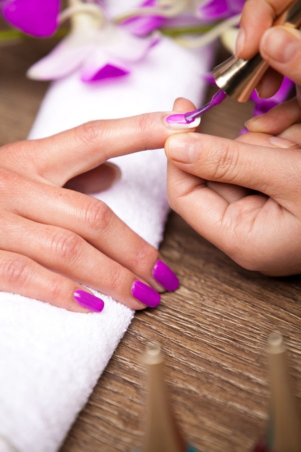 Gel manicure, the second best manicure type