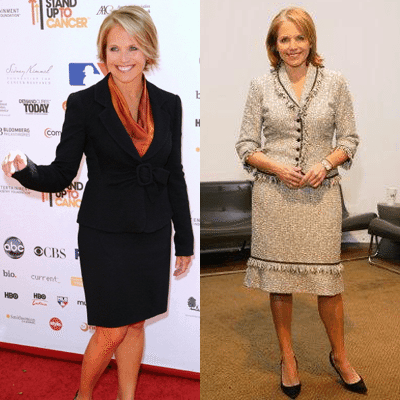 Anchoring Katie Couric's Style