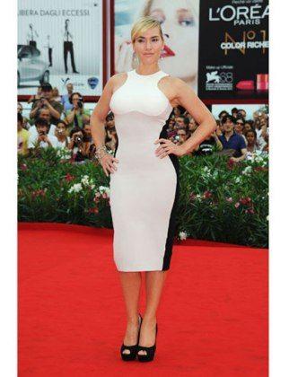 Stella McCartney illusion dress
