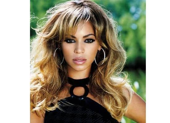 Beyonce's Big Hair