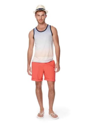 Men's outfit shorts and tank