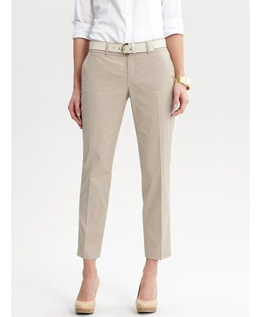 Crop Pants for Petites | The Budget Fashionista