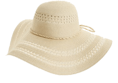 picnic outfit guide - floppy hat