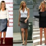Jennifer Aniston Pencil Skirts