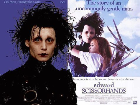 The Scissorhands Collection