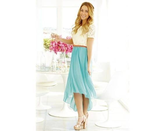 Yea or Nay?: High-Low Skirts