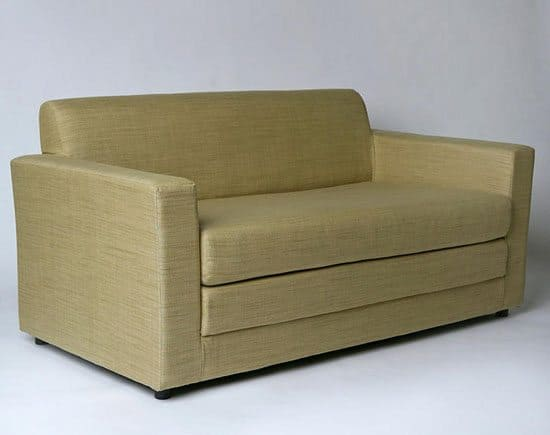 Anywhere Sofa in Green Tea. Where to Buy Cheap Couches   The Budget Fashionista