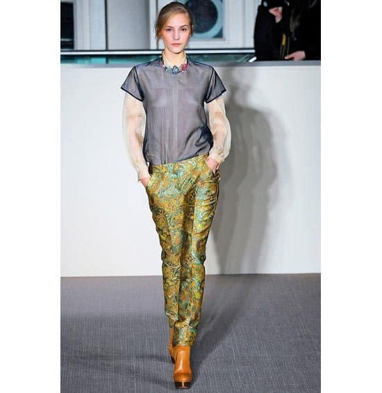Mix This: Tons of Texture Trends for Fall 2012