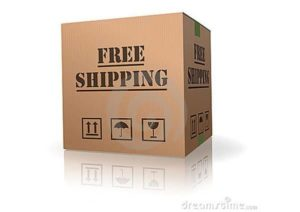 Free Shipping Sites