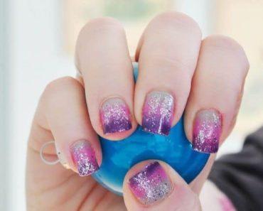 Glorious Gradient Manicure