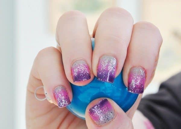 Nail Art DIY: Glorious Gradient Manicure