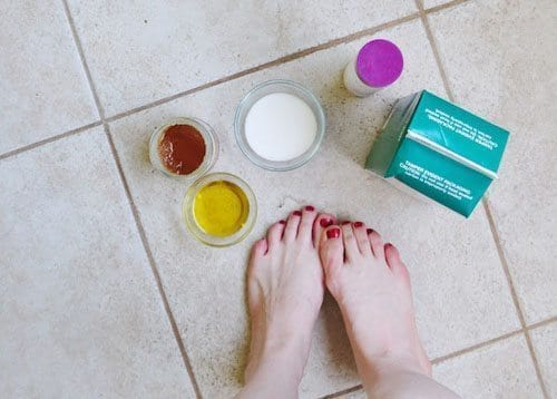 How to Do Your Own DIY Foot Spa