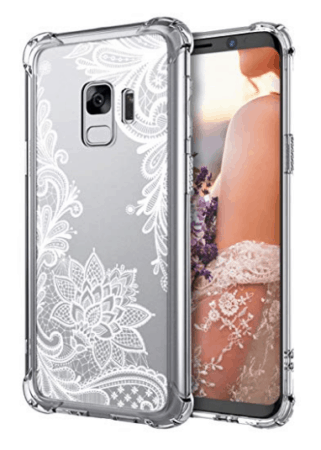 Stylish case for Galaxy S9