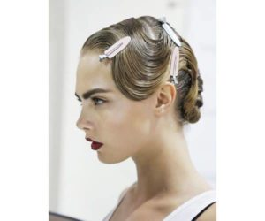 20s Mod Hairstyle