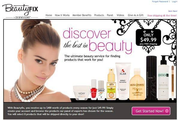Extra Extra, Read All About It: Beautyfix Beauty Box Review