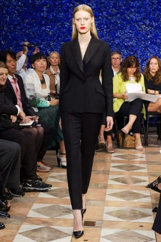 Dior's Fall 2012 Collection