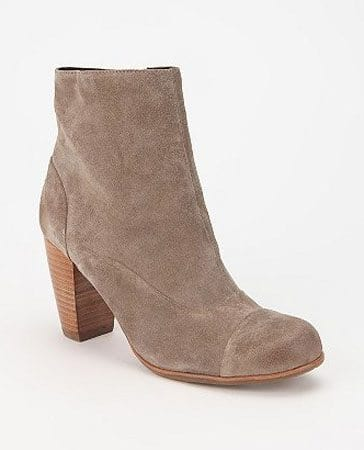 Dolce Vita Nuri Suede Ankle Boots