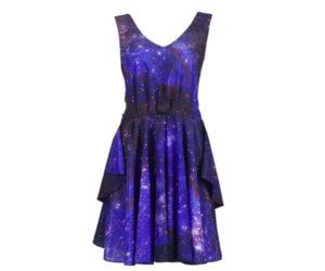 Galaxy Inspired Fashion