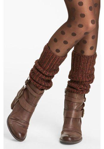 Hue Slouchy Leg Warmers