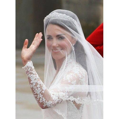 Kate Middleton, Credit: Bridal Wedding Hairstyles