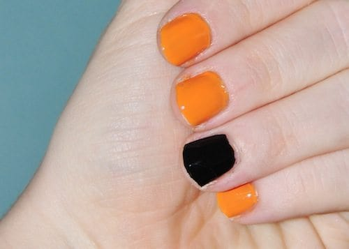 Prep and Paint Your Nails