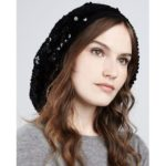 Rachel Zoe Sequin Hat