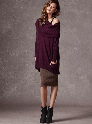 VS Midi Skirt