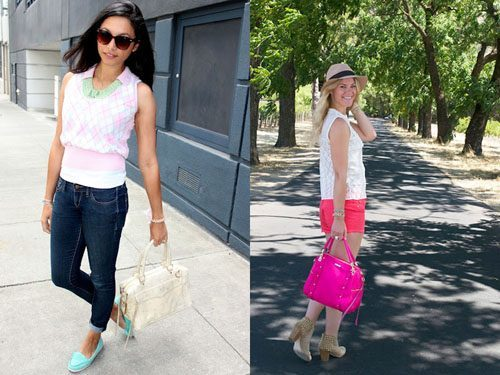 Britt and whit fashion bloggers