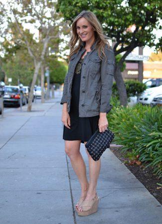 Casual Glamorous fashion bloggers