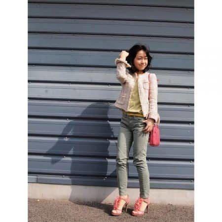 Nana Stars fashion blog