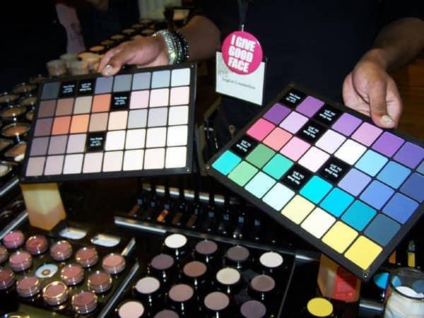 Eyeshadow Colors