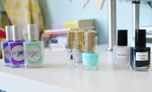 Indie Nail Polishes