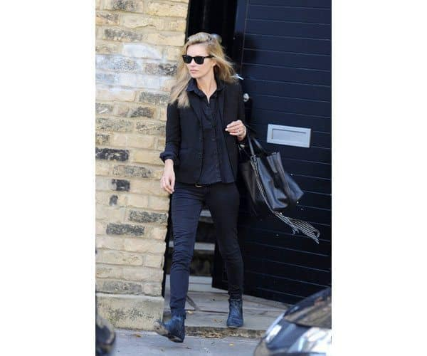 Celebrity Style Deconstructed – Kate Moss