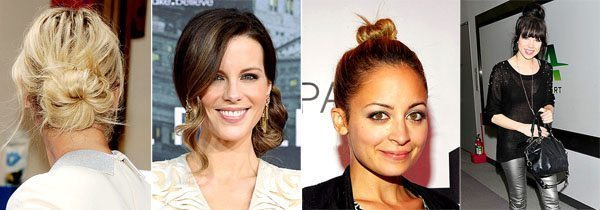 4 Incredible & Easy Hair Buns for Party Season