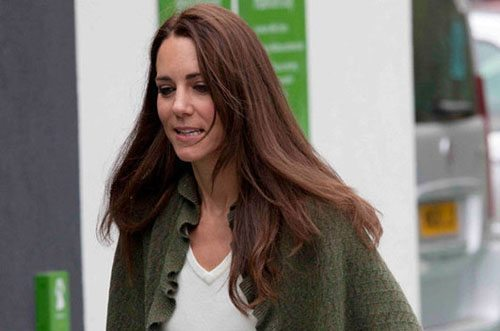 Kate Middleton Shopping