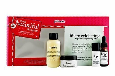 Philosophy Think Beautiful Thoughts Skincare Set