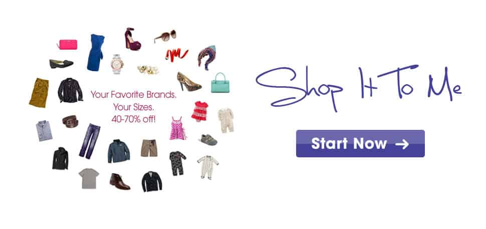 Dreaming of Your Own Shopping PA? Then Check out Shop It to Me