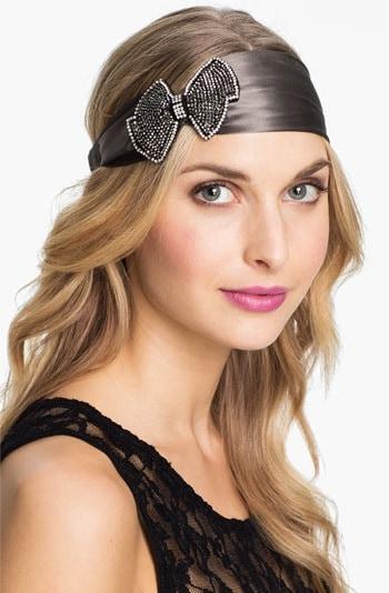1920s Headband as Downton Abbey Fashion Trend