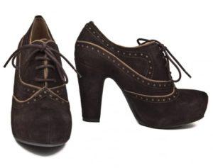 Lance Shoes as Downton Abbey Fashion Trend