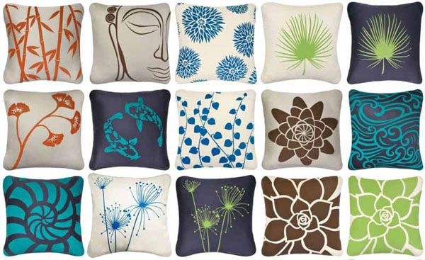 How to Make Every Room Pop with Awesome Decorative Pillows