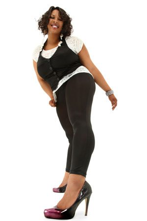 How to Wear Plus Size Leggings