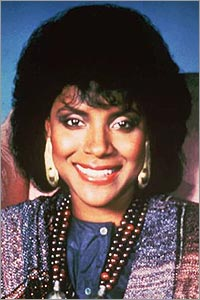 Clair Huxtable wearing jewelry
