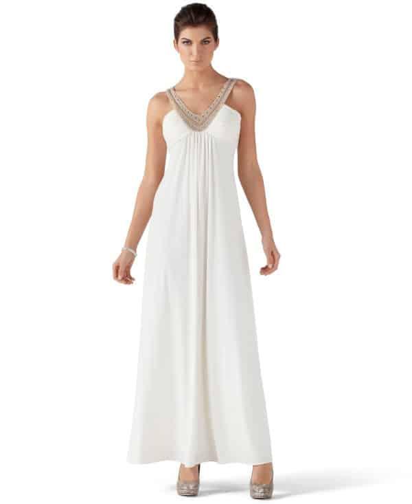 White House Black Market Michelle Obama Inaugural Dress 2013