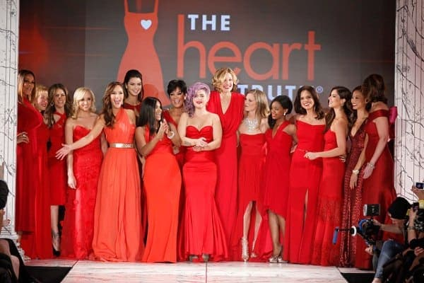 Minka Kelly, Jamie Chung, and Gabrielle Douglas Among the Hot Ladies to Headline This Year's The Heart Truth® Red Dress Collection Fashion Show