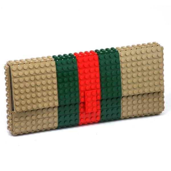 A Gucci-Inspired Clutch Made of… LEGO Bricks? We Suggest 5 Clutches that Make Us Look Polished, not Plastic!