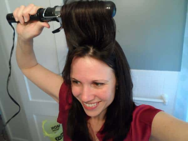 How to Get an Elegant Updo: Go Glam with It's Judy Time's OLAY/BlogHer TV Tutorial