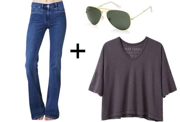 Six Ways to Beat a Jeans & T-Shirt Rut